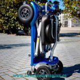 Scooter eléctrico Libercar Bravo