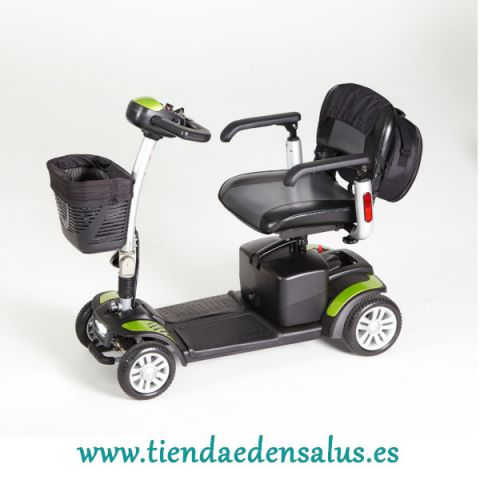 Scooter eléctrico Ayudas Dinamicas Eclipse Plus