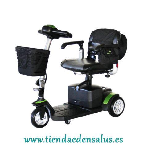 Scooter eléctrico Ayudas Dinamicas Eclipse Plus 3R