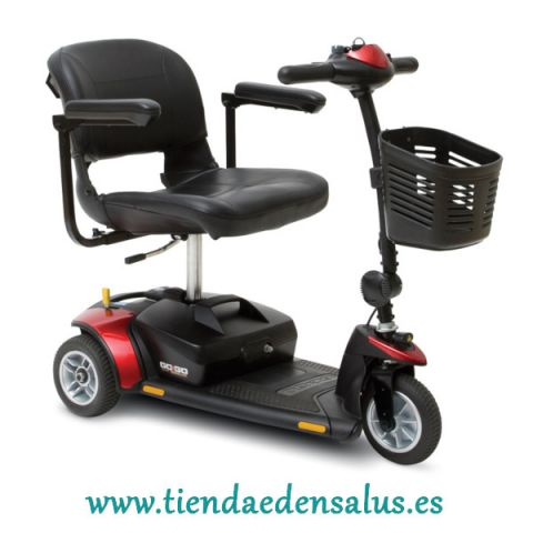 Scooter eléctrico  Ayudas Dinamicas GOGO 3R