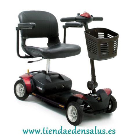 Scooter eléctrico  Ayudas Dinamicas GOGO 4R