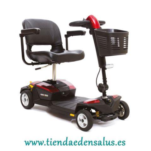 Scooter eléctrico  Ayudas Dinamicas GOGO-LX