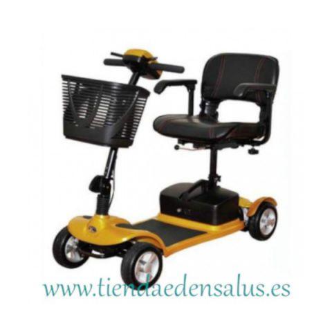 Alquiler scooter desmontable x3días (B.12-18 Ah)