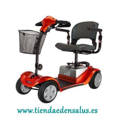 Alquiler scooter desmontable x1día (B. 20-24Ah)