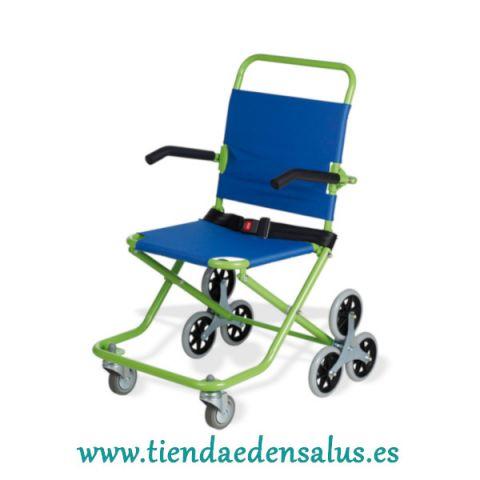 Alquiler silla ruedas salvaescaleras x15días