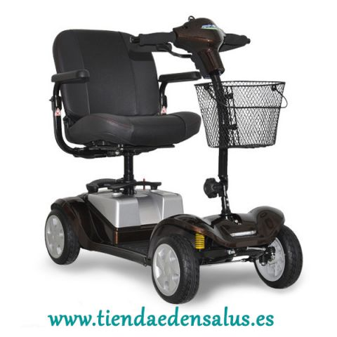 Scooter eléc. Kymco Mini Confort Full suspensión
